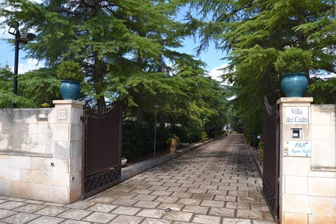 Distanza Villa Castelli Taranto