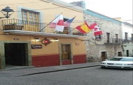 Hotel Casa del Sol Guanajuato