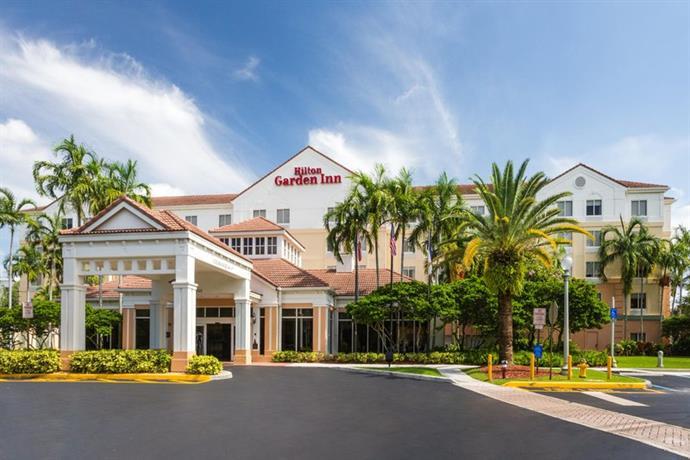 Hilton garden inn ft lauderdale sw miramar compare deals for Hilton garden inn miramar