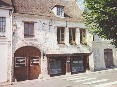Hotel Saint Nicolas Chaumont-en-Vexin