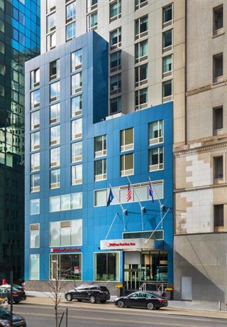 Hilton Garden Inn NYC Financial Center/Manhattan Downtown, New York City    Compare Deals