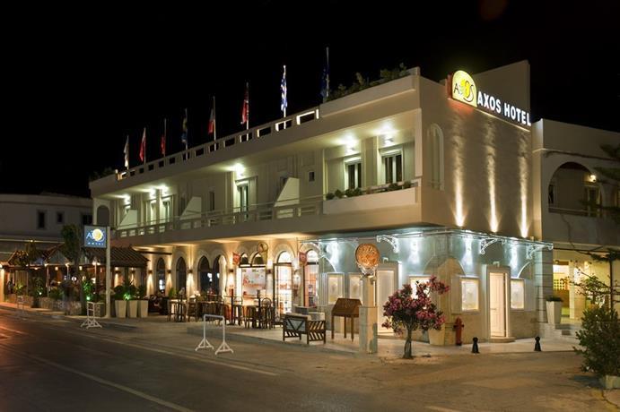 Axos Hotel Rethymno