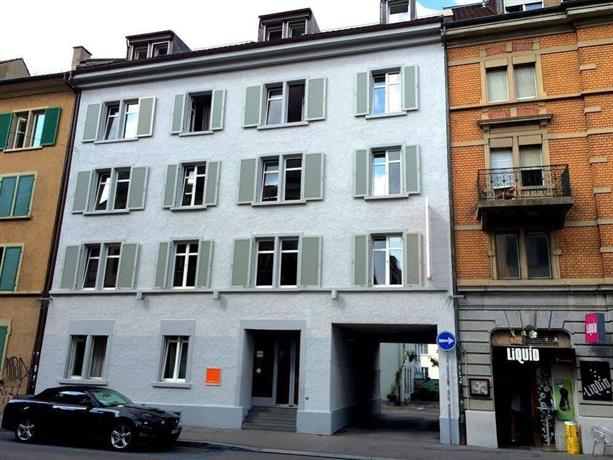 Easyhotel Zurich