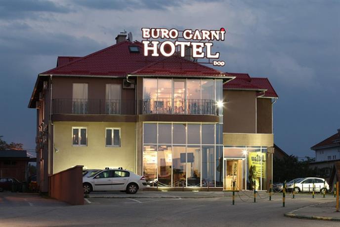 Euro Garni Hotel Belgrade Compare Deals