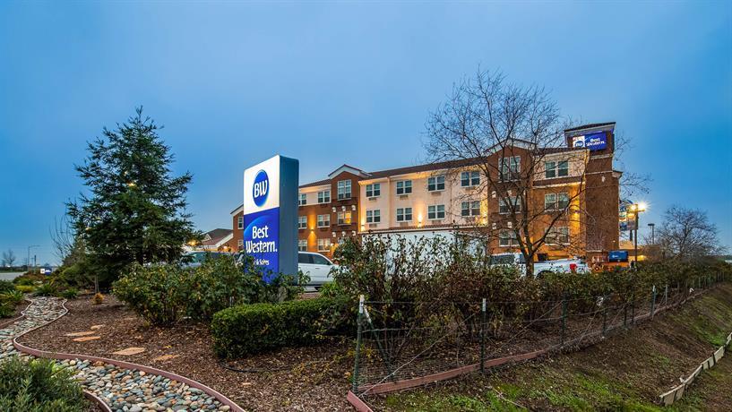 Best Western Plus I-5 Inn & Suites
