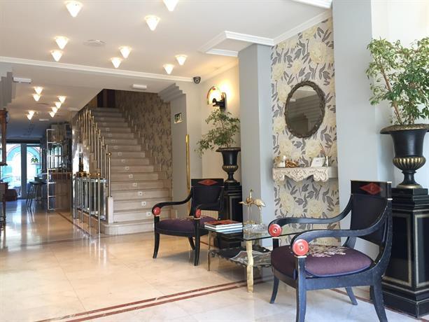 Maria Luisa Hotel Burgos