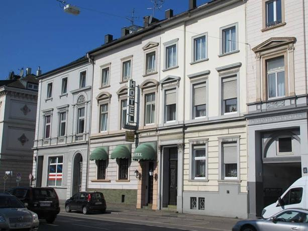 Hotel hanseatic wuppertal for Hotel wuppertal