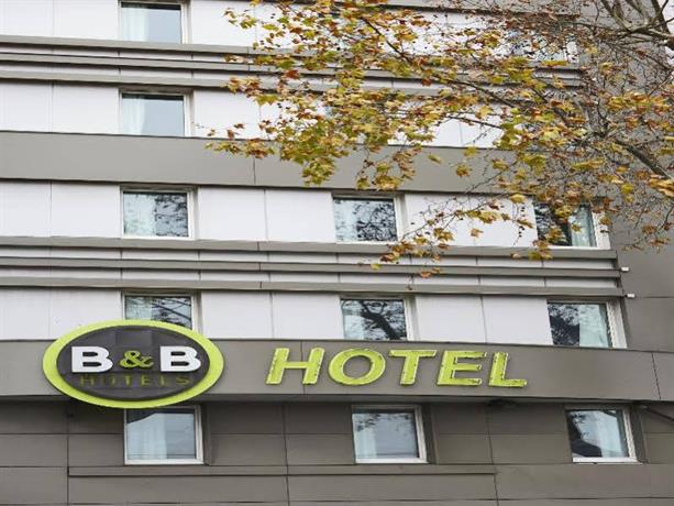 B&B Hotel Paris Porte de la Villette