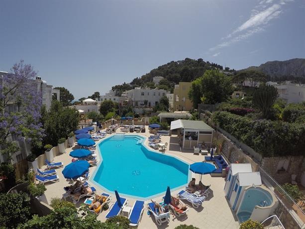 Hotel San Felice Capri