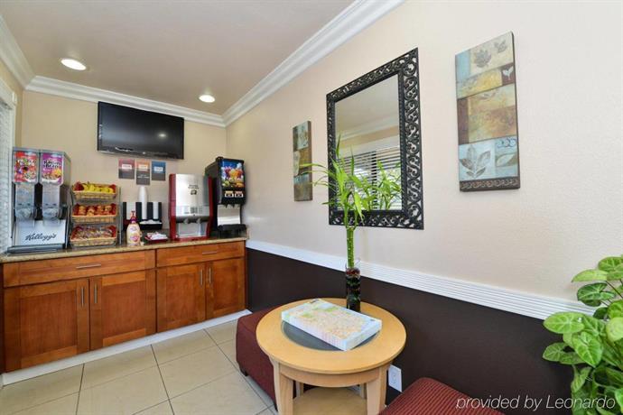 Americas Best Value Inn Suites San Francisco Airport South Compare Deals