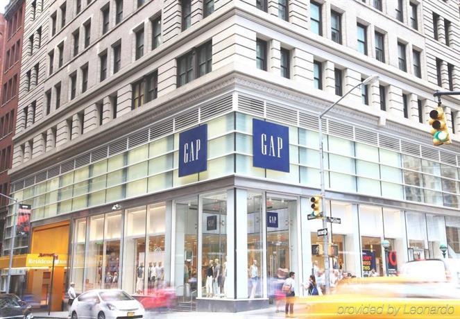 Residence Inn New York Downtown Manhattan/World Tr