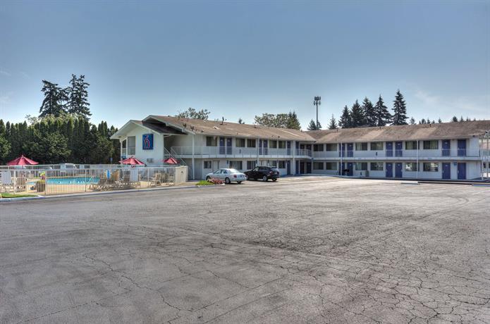 Motel  Tigard South