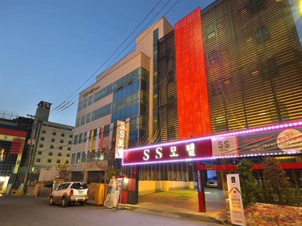 SS Motel Incheon