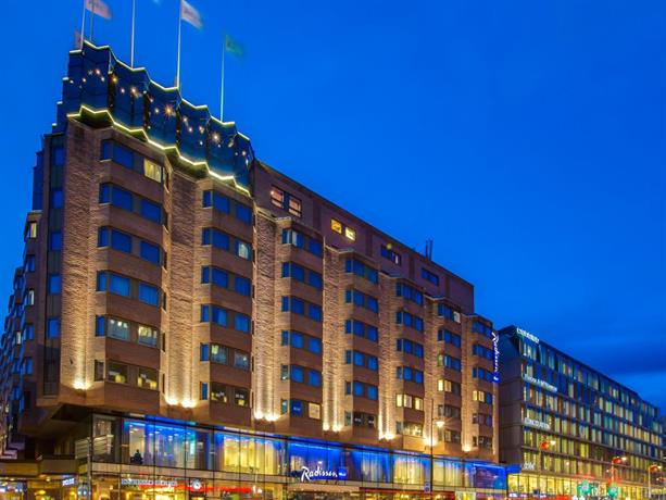 Radisson Blu Royal Viking Hotell