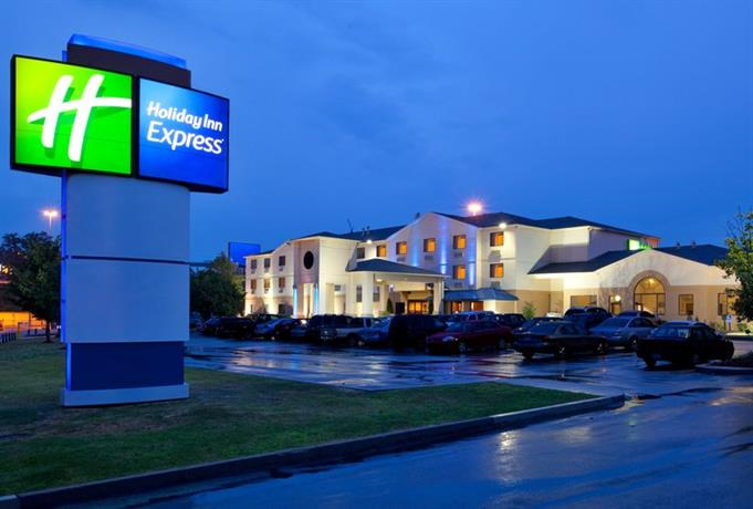 Holiday Inn Express Pittsburgh North Harmarville