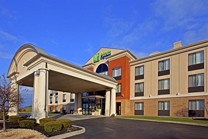 Holiday Inn Express East Greenbush Albany - Skyline