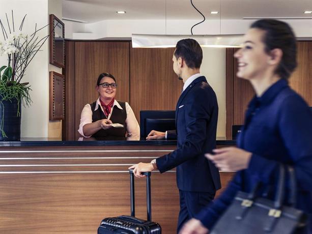 Mercure Hotel Airport Munchen Freising