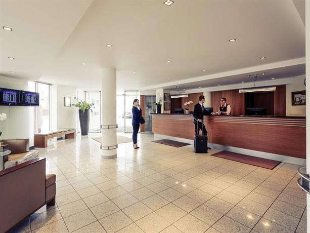 Airport Hotel Munchen Mercure