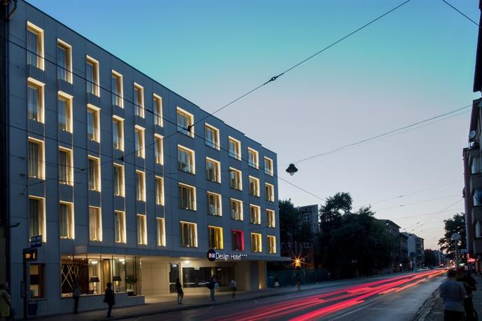 Inx design hotel krakow compare deals for Design hotel krakow