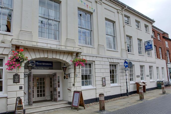 The George Hotel Lichfield