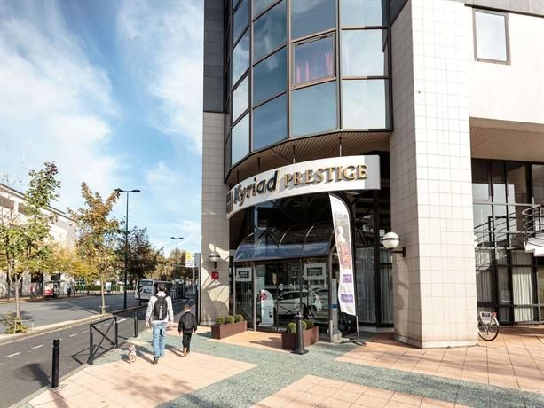 Hotel Kyriad Prestige ClermontFerrand Compare Deals