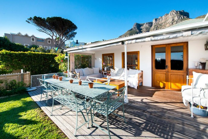 4 Bedroom Old World Charm Beach House Cape Town