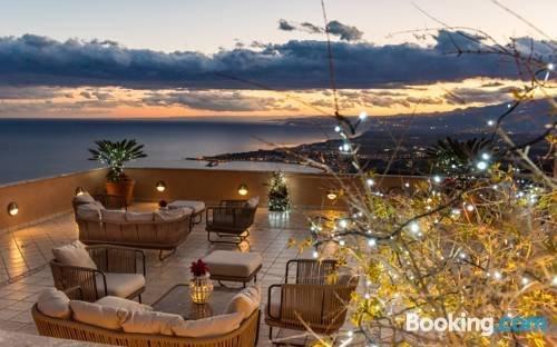 Villa Le Terrazze Charming Rooms, Taormina - Compare Deals