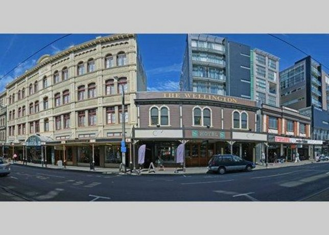 CQ Quality Hotel Wellington Compare Deals