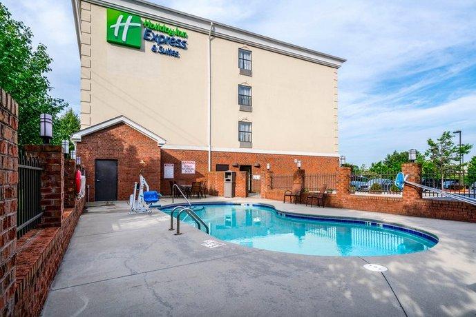 Holiday Inn Express & Suites Roanoke Rapids