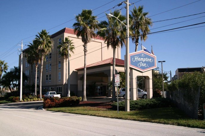 Hampton Inn Tampa Rocky Point - Airport
