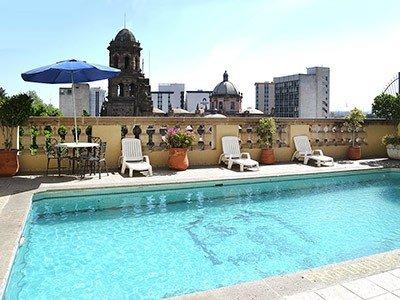 Santiago de Compostela Hotel Guadalajara