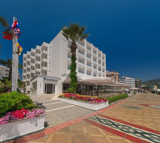About Sunprime Beachfront Hotel A La Carte All Inclusive Only