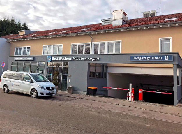 Best Western Hotel Munchen Airport
