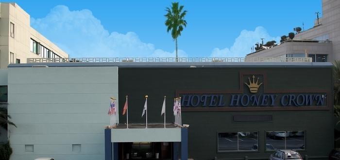 Hotel Honey Crown