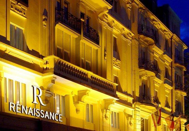 Garni Hotel Drei Konige Luzern