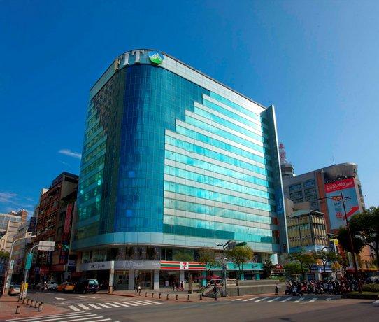 捷絲旅 台北西門館