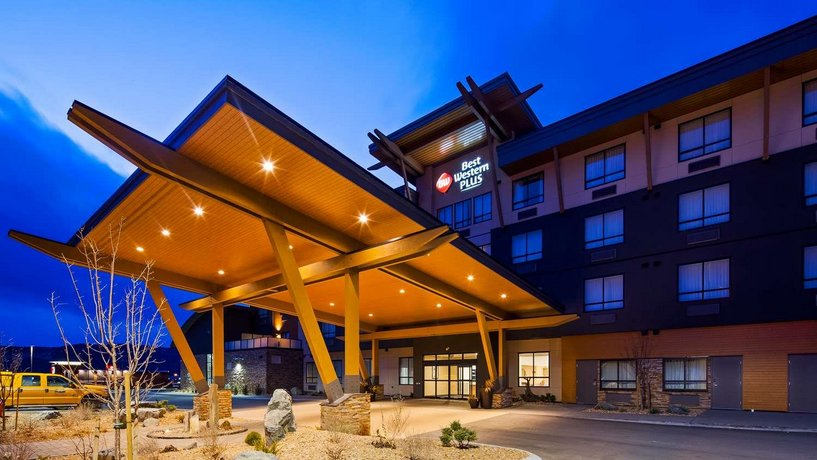 Best Western Plus Merritt Hotel