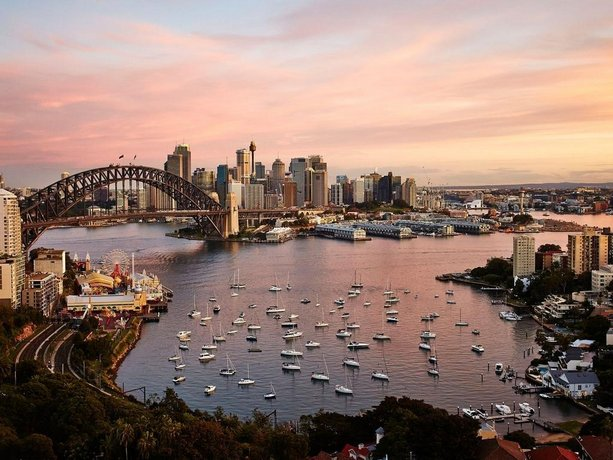 Hotel Rooms With Sydney Harbour Views