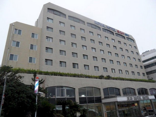 Royal Hotel Jeju