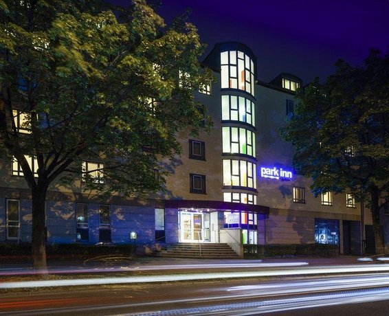 Park Inn by Radisson Munchen Frankfurter Ring