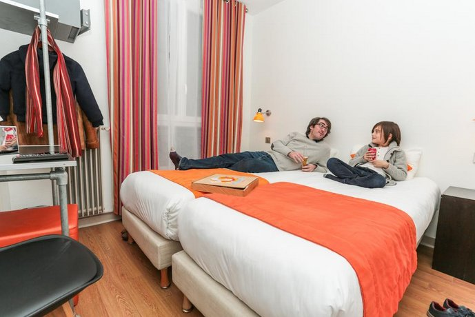 Smart Place Paris Hostel And Budget Hotel