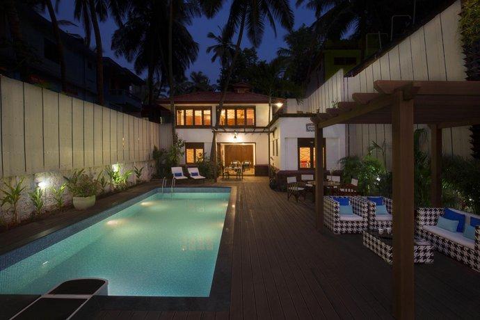 Mawi Infinitty Villa Arambol