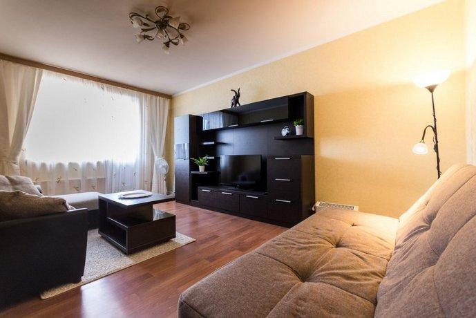 Nametkin Apartments