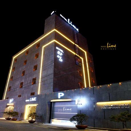 Jeonju Lime Hotel