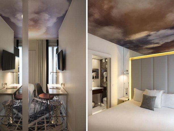 nouvel hotel eiffel paris compare deals. Black Bedroom Furniture Sets. Home Design Ideas