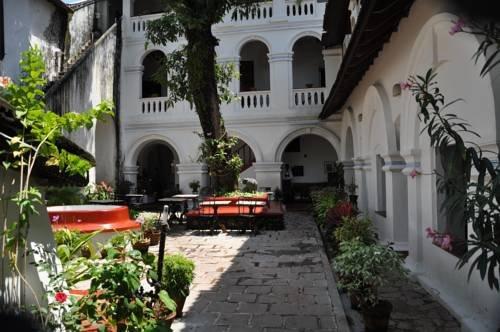 Old Courtyard Hotel Kerala