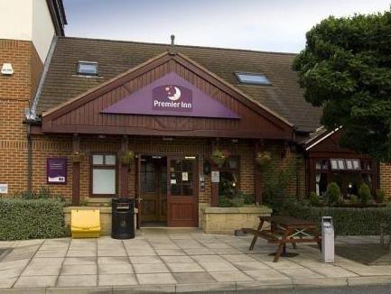 Premier Inn M62 Jct 31 Castleford