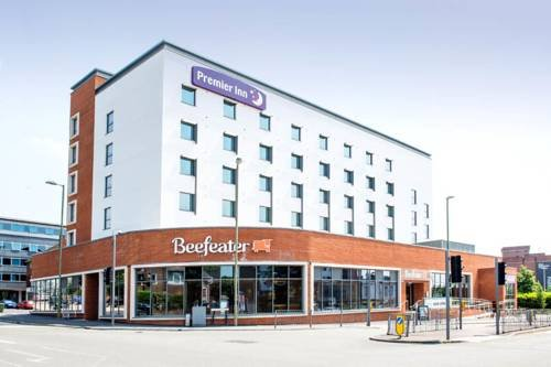 Premier Inn Farnborough Town