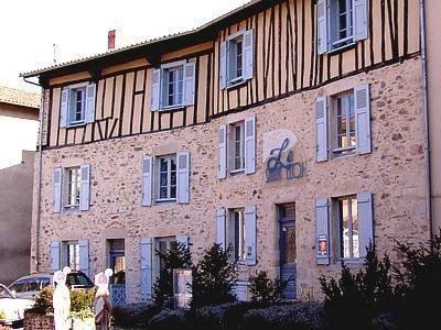 Hotel Le Saint Eloi - Restaurant C Pasquier