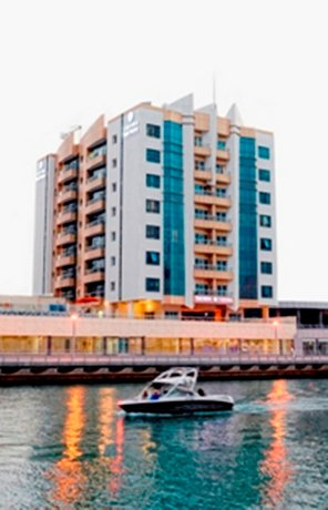 About Pearl Marina Hotel Apartments